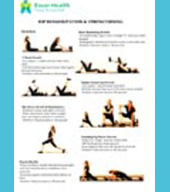 Rehabilitation Exercises