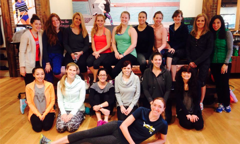 NEW YEAR = NEW YOU with Esser Health at Athleta!